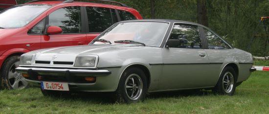 Car expert blog opel manta berlinetta - Opel manta berlinetta coupe ...